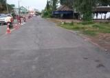 An Giang: Quốc lộ 91 có nguy cơ sạt lở xuống sông Hậu