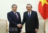 Tăng cường quan hệ Đối tác chiến lược sâu rộng Việt Nam-Nhật Bản