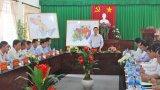 Bí thư Tỉnh ủy Long An - Phạm Văn Rạnh làm việc với Ban Thường vụ Huyện ủy Cần Đước