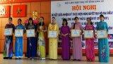 Hội Liên hiệp Phụ nữ Việt Nam Long An tổng kết 10 năm thực hiện Xây dựng nông thôn mới