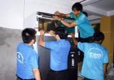 Tỉnh đoàn Long An bàn giao 2 hệ thống lọc nước uống tinh khiết