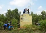 Tuổi trẻ Đồn biên phòng Mỹ Thạnh Tây: Xung kích, tình nguyện vì cuộc sống cộng đồng