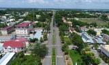Thị trấn Vĩnh Hưng hướng đến đô thị loại IV