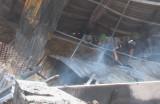 Đồng Tháp: Hỏa hoạn tại nhà máy, một công nhân bỏng nặng
