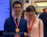 Chàng trai xứ Thanh 'đổi màu huy chương' Olympic Hóa học quốc tế