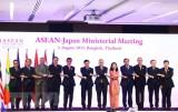 Các bộ trưởng ASEAN, Nhật Bản quan ngại diễn biến phức tạp ở Biển Đông