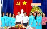 Thường trực Tỉnh ủy Long An chúc mừng 89 năm Ngày Truyền thống ngành Tuyên giáo của Đảng