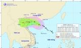 Tối 01/8, bão số 3 sẽ đi vào Vịnh Bắc Bộ và có khả năng mạnh thêm