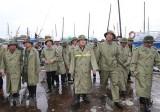 Phó Thủ tướng kiểm tra công tác ứng phó bão số 3 ở Quảng Ninh