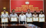 MTTQ tỉnh Long An tổng kết đánh giá công tác tổ chức đại hội nhiệm kỳ 2019-2024