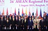Diễn đàn ARF 26: Ghi nhận tiến triển trong đàm phán COC ở Biển Đông