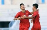 U15 Việt Nam vào bán kết sau trận 'sinh tử' với U15 Timor Leste
