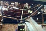 Dông lốc làm 83 căn nhà bị sập và tốc mái ở Cần Thơ