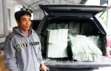 Triệt phá điểm tập kết, thu giữ hơn 30.000 gói thuốc lá lậu