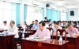 Thủ Thừa triển khai kế hoạch tổ chức Đại hội Đảng bộ các cấp, nhiệm kỳ 2020 – 2025