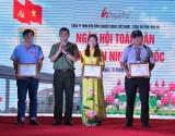 Công ty Huafu Việt Nam tổ chức Ngày hội điểm Phong trào Toàn dân bảo vệ an ninh Tổ quốc