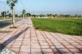 Tăng cường giám sát đối với các khu dân cư chậm tiến độ