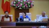 Quốc hội chất vấn Chính phủ về việc thực hiện các nghị quyết, kết luận của Ủy ban Thường vụ Quốc hội