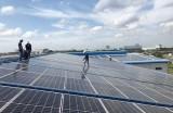 Điện năng lượng mặt trời đang phát triển mạnh