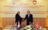 Thúc đẩy quan hệ hợp tác toàn diện giữa hai nước Việt Nam-Cuba