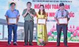 Công ty TNHH MTV Công nghiệp Huafu Việt Nam điểm sáng trong thực hiện phong trào Toàn dân bảo vệ an ninh Tổ quốc