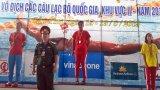 Long An tham dự Giải Bơi, lặn vô địch các câu lạc bộ Quốc gia khu vực II