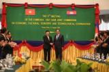 Khai mạc Kỳ họp thứ 17 Ủy ban Hỗn hợp Việt Nam - Campuchia
