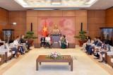 Thúc đẩy quan hệ kinh tế-thương mại giữa Việt Nam và Hoa Kỳ
