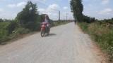 Nâng cấp tuyến đường đi Cửa khẩu phụ Tân Hưng