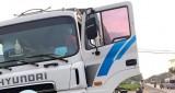 Tài xế xe tải tử vong khi đang lái xe