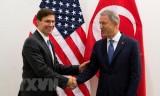Mỹ - Thổ Nhĩ Kỳ nhất trí triển khai lập vùng an toàn ở miền Bắc Syria