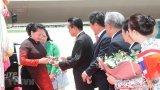 Chủ tịch Quốc hội đến Thái Lan bắt đầu tham dự Đại hội đồng AIPA 40