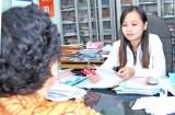 Cán bộ, văn phòng HĐND - UBND huyện Cần Đước thi đua học tập làm theo Bác