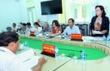 Ủy ban MTQVN tỉnh Long An giám sát việc thực hiện pháp luật tại Cần Đước