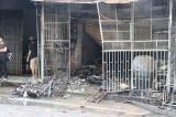 Hải Dương: Cháy cửa hàng tạp hóa trong đêm, 2 mẹ con thiệt mạng