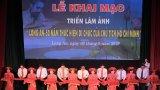 Khai mạc Triển lãm ảnh 'Long An - 50 năm thực hiện Di chúc của Chủ tịch Hồ Chí Minh'