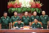 Bộ đội Biên phòng có tân Tham mưu trưởng