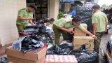 Long An: Lực lượng 389 thu giữ gần 1,2 triệu gói thuốc lá lậu