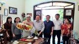 Long An tặng Bằng khen cho nguyên Phó Chủ tịch HĐND tỉnh Bà Rịa-Vũng Tàu - Nguyễn Hồng Tuấn