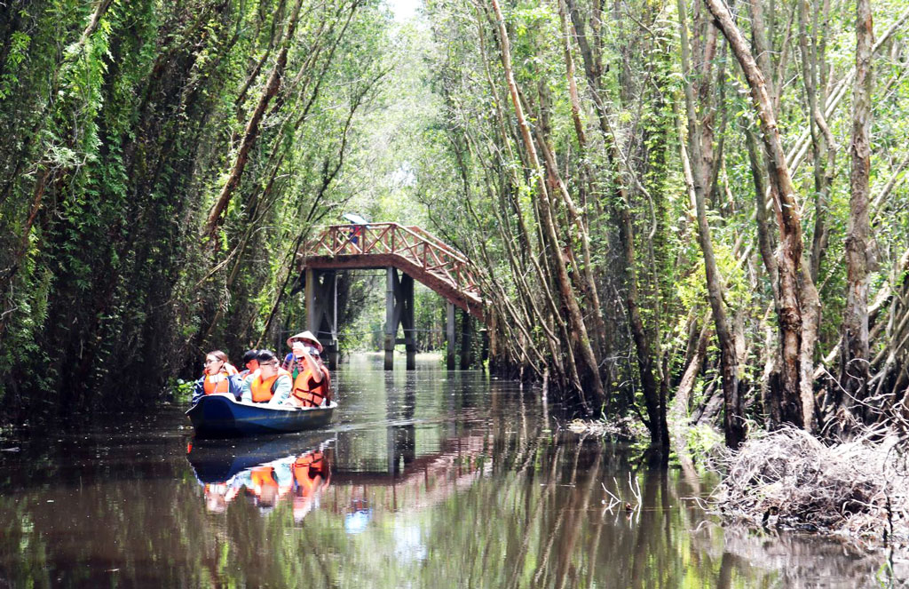 The Mekong River Delta promises to be an attractive destination for investors as well as tourists