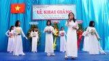 Trường THPT Lê Quý Đôn khai giảng năm học mới