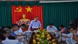 HĐND tỉnh Long An giám sát giải quyết khiếu nại, tố cáo của công dân tại Tân Hưng