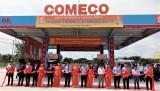 Công ty CP Vật tư- Xăng dầu (COMECO) khai trương Chi nhánh xăng dầu thứ 37 tại Thủ Thừa