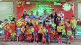 KCN Phúc Long và Thép TVP tặng quà Trung thu cho trẻ em