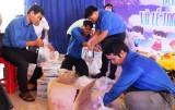 Tặng 554 phần quà Trung thu cho trẻ vùng sâu