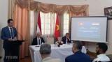 Việt Nam coi trọng quan hệ hợp tác với các nước Trung Đông - châu Phi