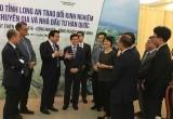 Long An: Hội đủ các yếu tố để phát triển khu đô thị nông nghiệp - công nghiệp thông minh