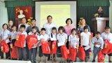 Tặng 285 phần quà Trung thu cho trẻ em có hoàn cảnh đặc biệt khó khăn