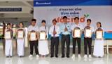 Sacombank tặng 3.559 suất học bổng cho học sinh, sinh viên toàn quốc