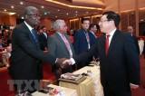 Đại sứ các nước Trung Đông và châu Phi tin tưởng hợp tác với Việt Nam